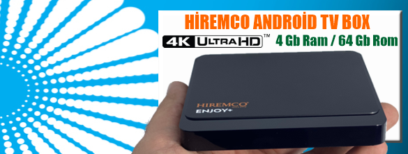 Hiremco Android Tv Box